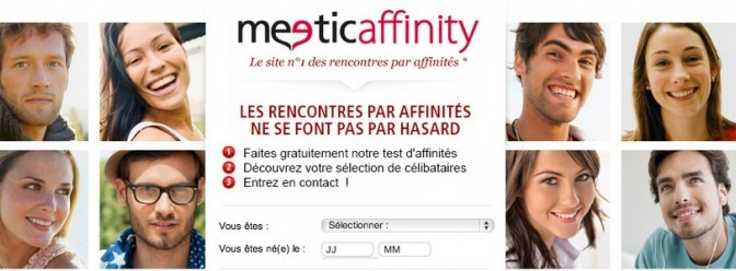 Site de rencontre match affinity