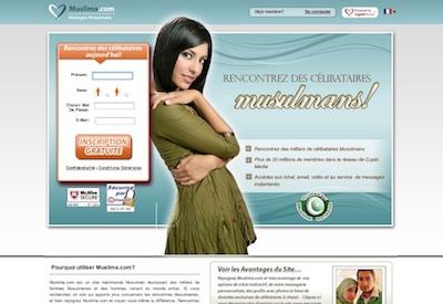 Inchallah.com rencontre muslim